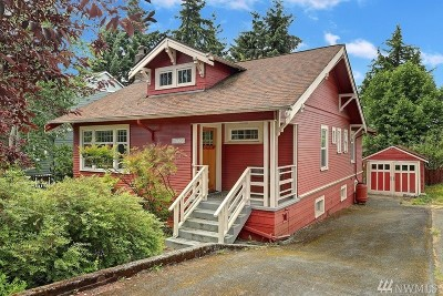 Seattle Single Family Home For Sale: 8729 Dayton Ave N