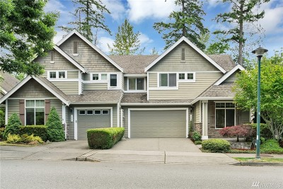 Issaquah Single Family Home For Sale: 1861 30th Ave NE