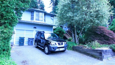 Bellevue Single Family Home For Sale: 6638 119th Ave SE