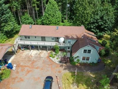 Marysville Single Family Home For Sale: 9503 35th Ave NE