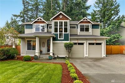 Shoreline Single Family Home For Sale: 15160 Dayton Ave N