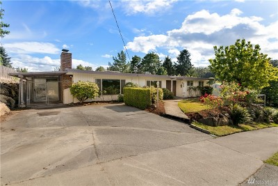 Seattle Single Family Home For Sale: 535 S Concord St