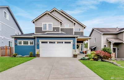 Bonney Lake Single Family Home For Sale: 10204 184th Ave E
