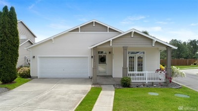 Olympia Single Family Home For Sale: 8249 Sweetbrier Lp SE