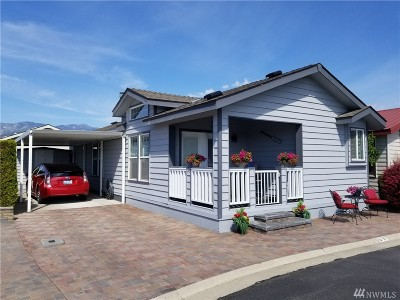 Chelan County Single Family Home For Sale: 1000 Sr 150 #66