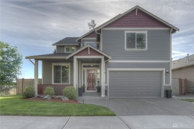 Tumwater Single Family Home Pending Inspection: 7143 Country Village Dr SW