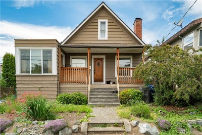 Seattle Multi Family Home For Sale: 6313 22nd Ave NW