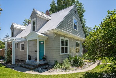 Cashmere Single Family Home For Sale: 205 S Division St