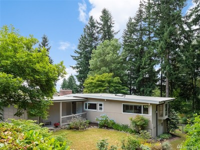 Bellevue Single Family Home For Sale: 2515 122nd Ave SE