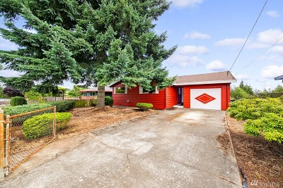 Seattle Single Family Home For Sale: 8120 7th Ave SW