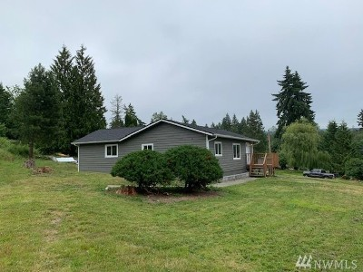 Graham Single Family Home For Sale: 29803 Orting Kapowsin Highway