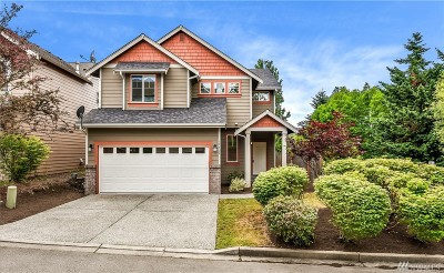Bothell Condo/Townhouse Contingent: 17302 14th Dr SE #30