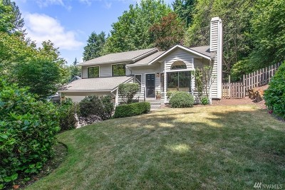 Edmonds Single Family Home For Sale: 21221 Shell Valley Rd