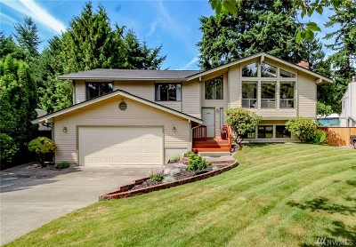 Puyallup Single Family Home For Sale: 3213 25th Av Ct SE