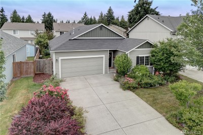 Puyallup Single Family Home For Sale: 6309 120th St Ct E