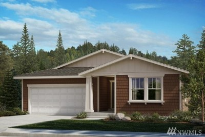 Bonney Lake Single Family Home For Sale: 17915 123rd St E