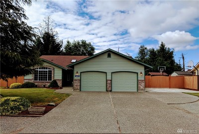 Skagit County Single Family Home For Sale: 16810 Gailee Dr