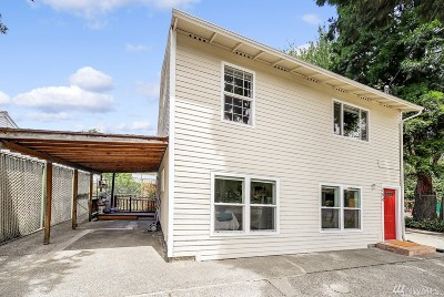 Seattle Single Family Home For Sale: 754 S Rose St
