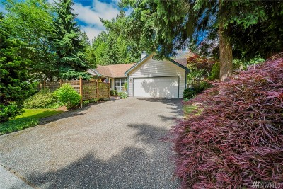 Bothell Single Family Home For Sale: 17630 28th Ave SE