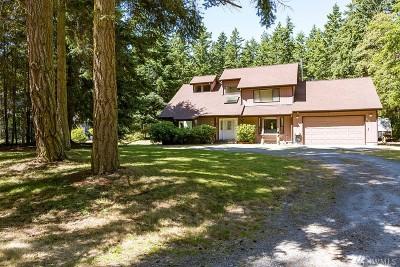Oak Harbor Single Family Home Pending Inspection: 2264 Wellman Place