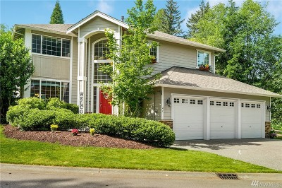 Bothell Single Family Home For Sale: 27 198th Place SE