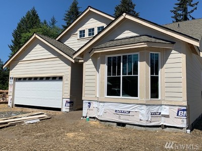 Tumwater Single Family Home Pending: 3116 68th Ave SW