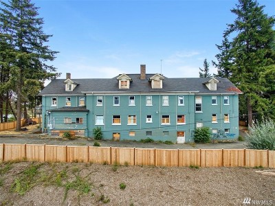 Tacoma Multi Family Home For Sale: 5210 S State St