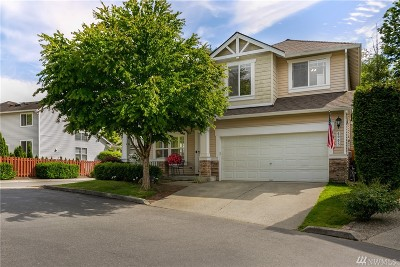 Snohomish Condo/Townhouse For Sale: 6903 135th St SE