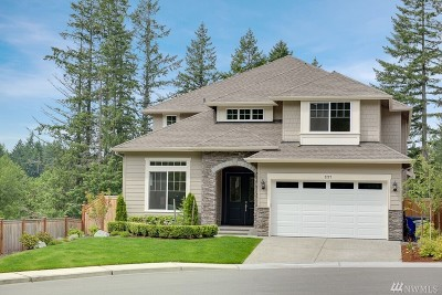 Sammamish Single Family Home For Sale: 2227 244th Ave SE