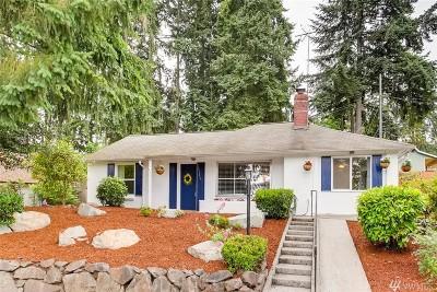 Shoreline Single Family Home For Sale: 15309 Ashworth Place N