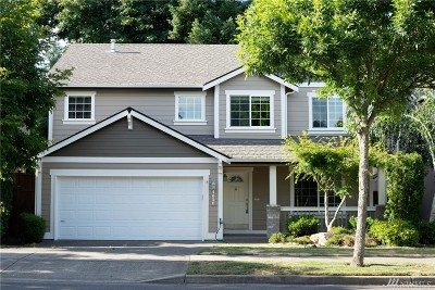 Lacey Single Family Home For Sale: 4618 Kapalea Wy SE
