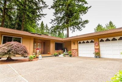 Arlington Single Family Home For Sale: 1010 McRae Rd NW