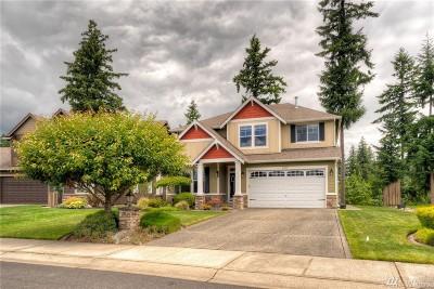 Buckley Single Family Home Contingent: 7209 225th Av Ct E
