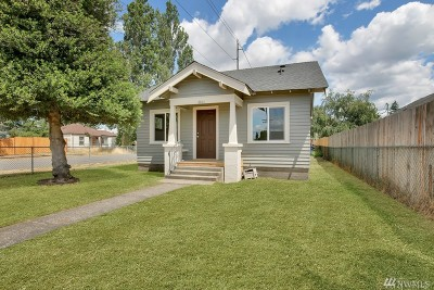 Tacoma Single Family Home For Sale: 6801 S Clement St