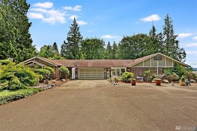 Arlington Single Family Home For Sale: 18409 67th Ave NE #A