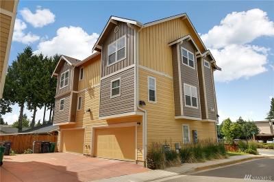 Tukwila Single Family Home For Sale: 14403 34th Lane S