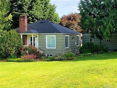 Seattle Single Family Home For Sale: 6425 S 120th St