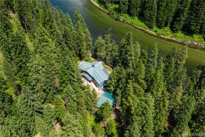 Chelan County, Douglas County Single Family Home For Sale: 20477 Beaver Valley Rd