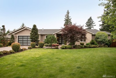 Single Family Home For Sale: 907 Sunset Way