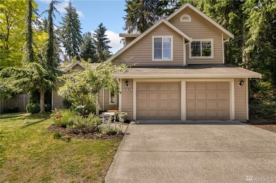 Shoreline Single Family Home For Sale: 16375 Fremont Place N