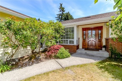Federal Way Single Family Home For Sale: 2741 SW 314th St