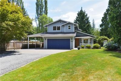 Monroe Single Family Home For Sale: 19626 143rd St SE
