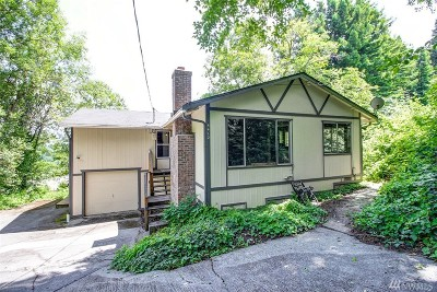 Seattle Single Family Home For Sale: 5412 32nd Ave SW