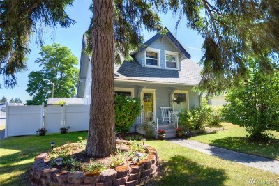 Dupont Single Family Home For Sale: 211 Brandywine Ave
