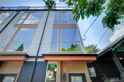 Seattle Single Family Home For Sale: 4147 25th Ave SW #B