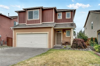 Covington Single Family Home For Sale: 16923 SE 263rd St