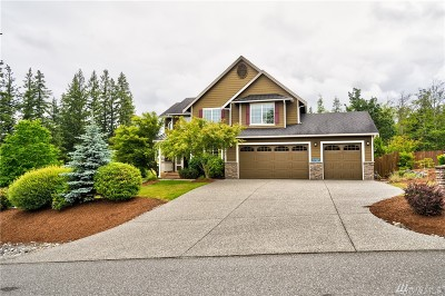 Mount Vernon Single Family Home For Sale: 17187 Bulltrout Lane