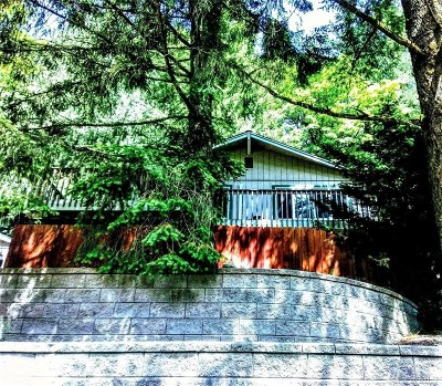 Bellingham Single Family Home For Sale: 25 Lost Fork Lane