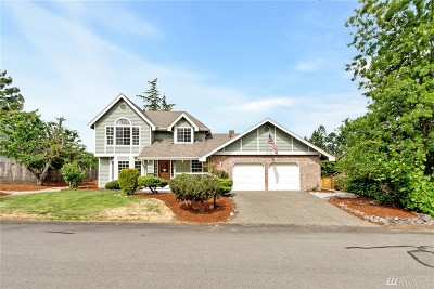 Steilacoom Single Family Home For Sale: 310 Marietta Place