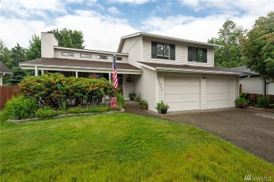 Maple Valley Single Family Home For Sale: 26549 221st Ave SE